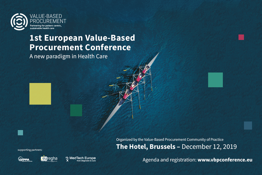 1ª Conferência Europeia em Value Based Health Procurement